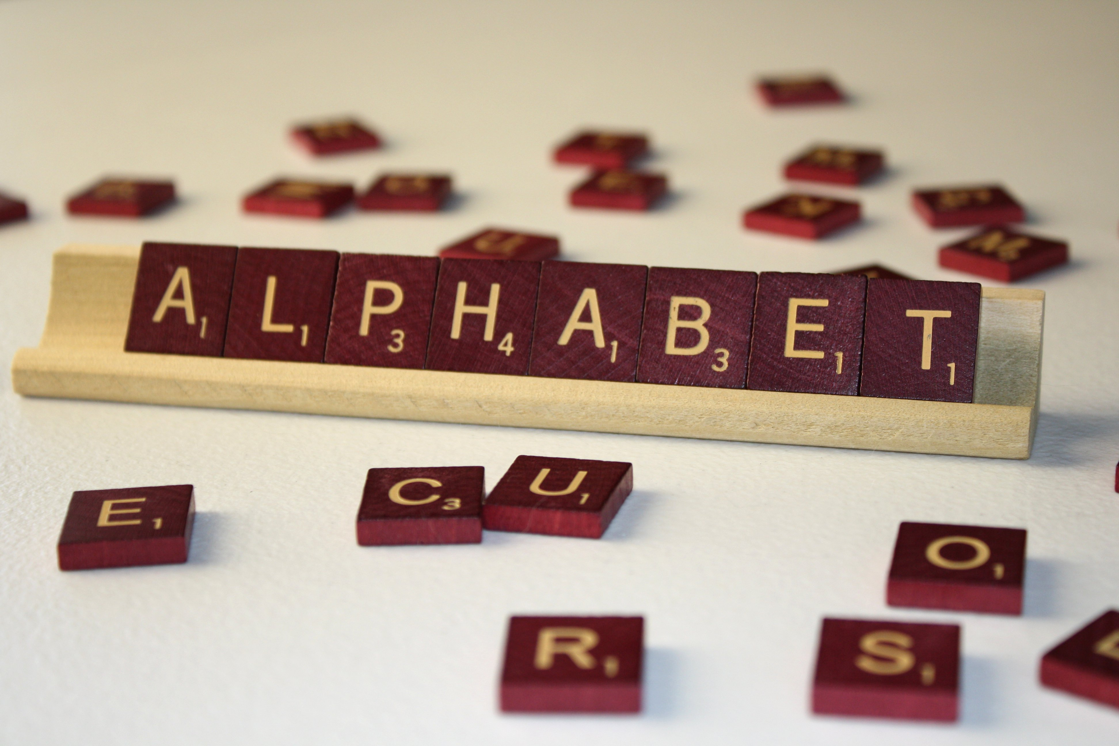 Scrabble clipart kind word Alphabet Scrabble High Alphabet Photograph