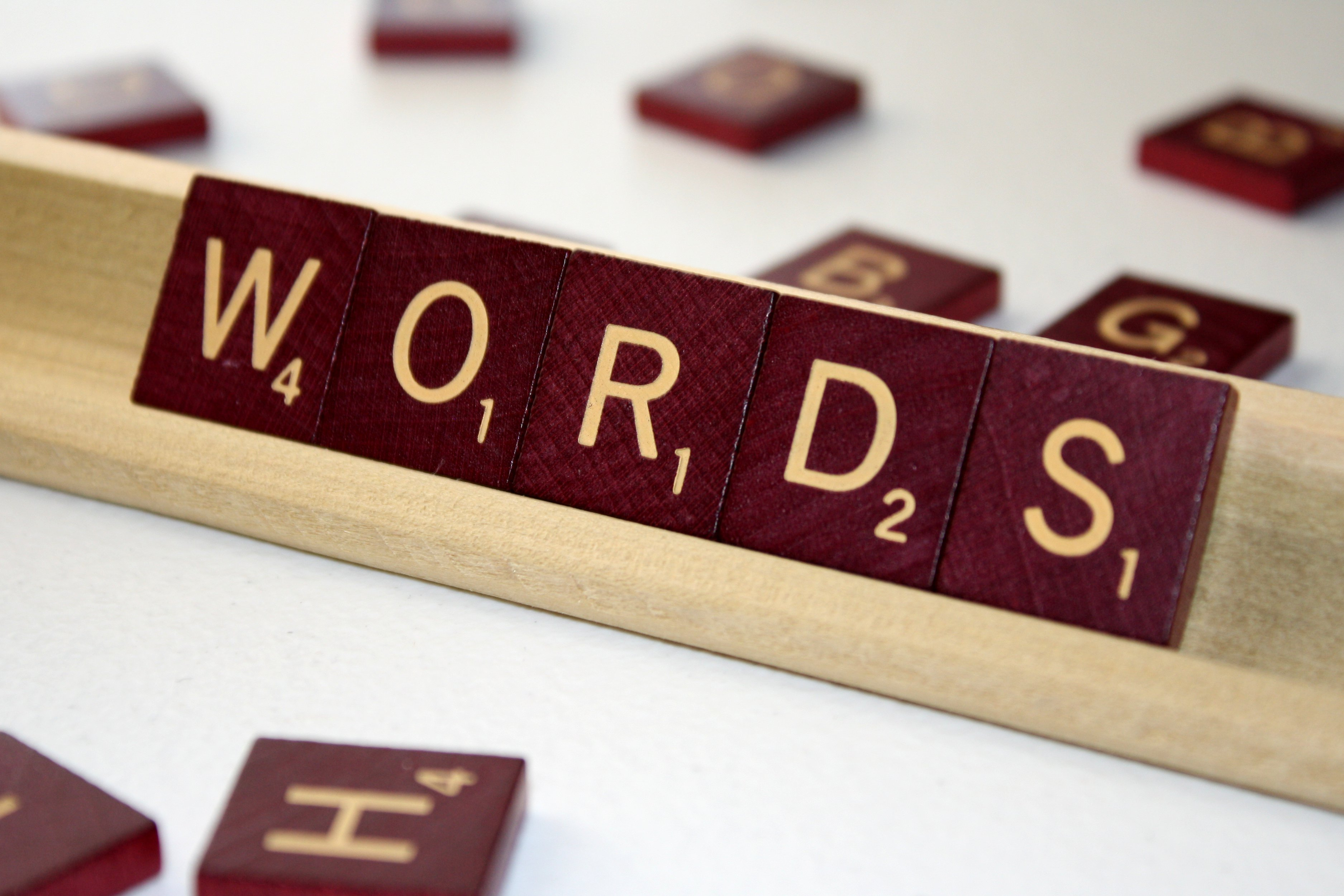 Scrabble clipart kind word Picture Photos to Click Image
