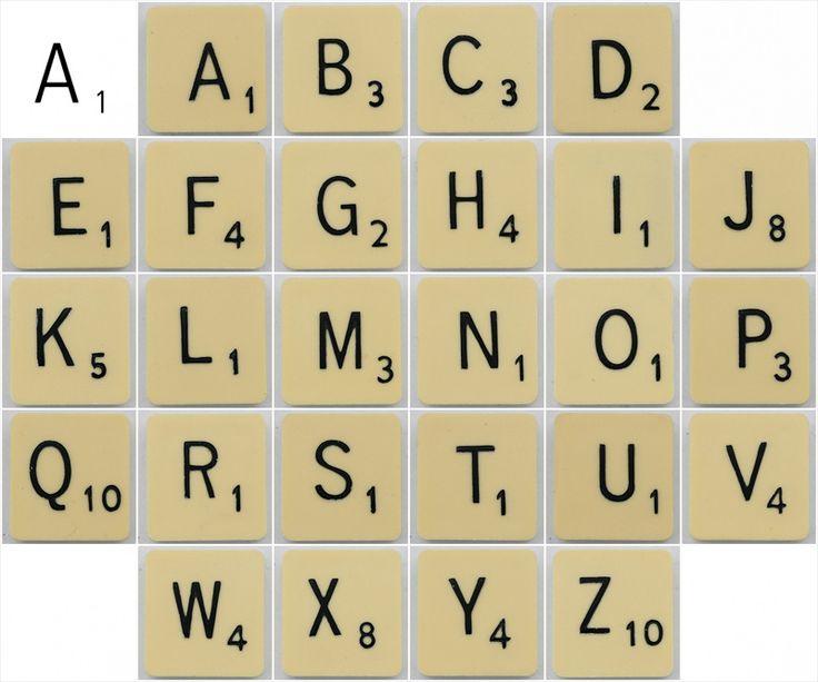Scrabble clipart language art Scrabble Pinterest tiles? 18 Scrabble