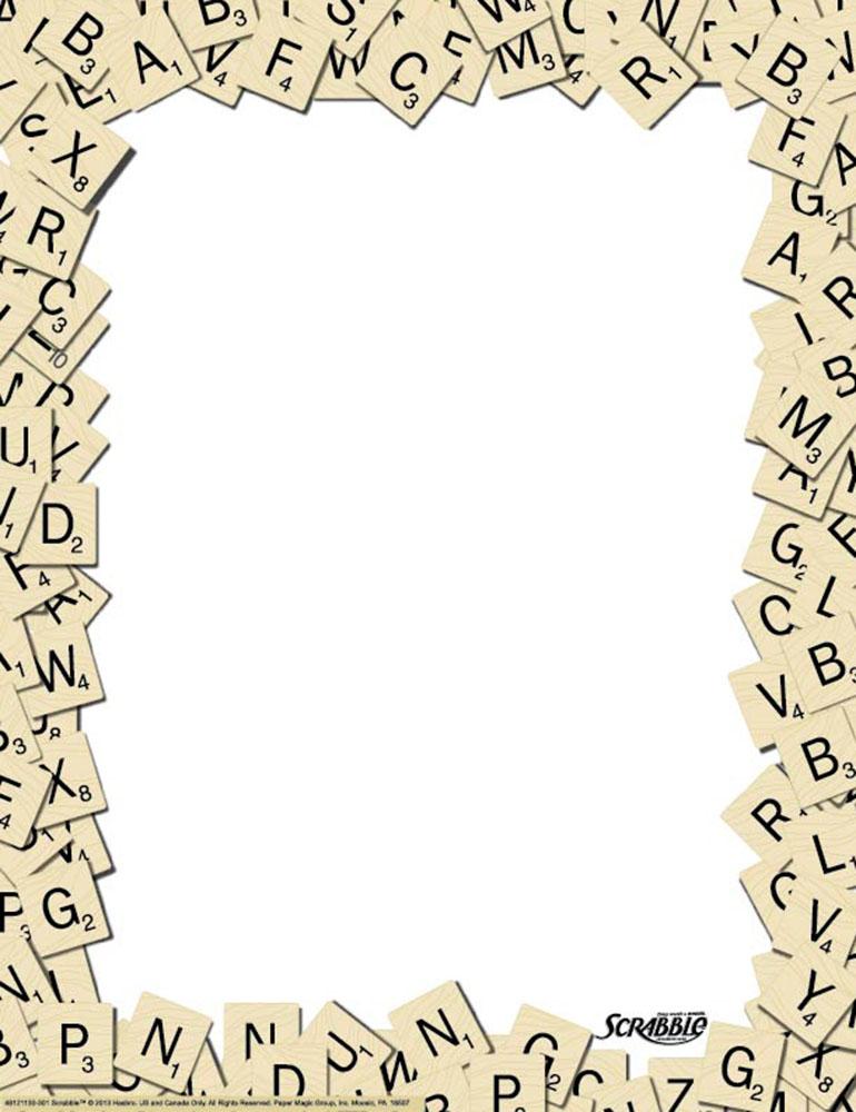 Scrabble clipart language art Tiles Theme Computer Letter School