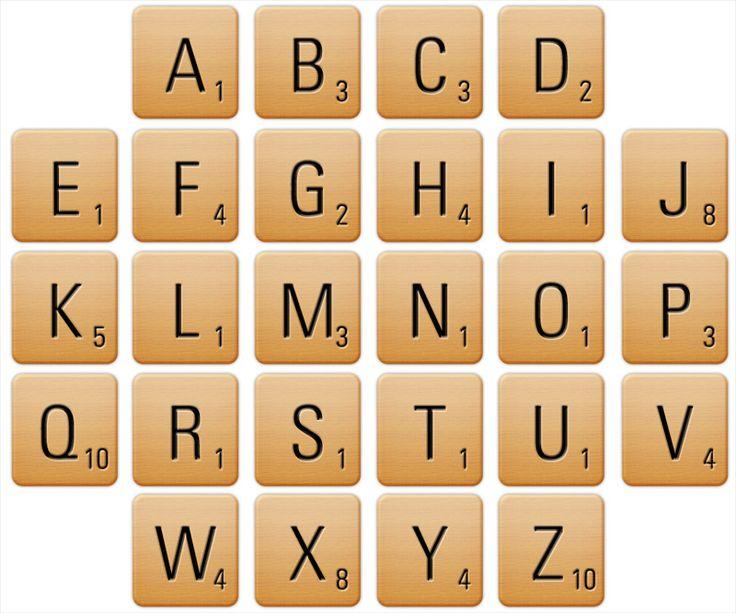 Scrabble clipart letter t 71 Scrabble images time time