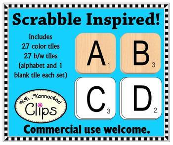 Scrabble clipart letter t OK~ OK~ Tiles Inspired!