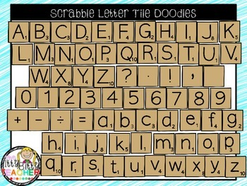 Scrabble clipart letter t Scrabble Jamie T Harnar Clipart
