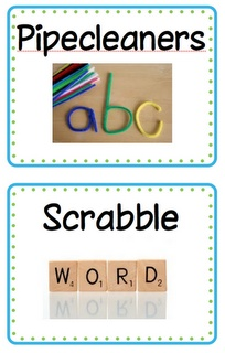 Scrabble clipart literacy station Just getting on is ideas