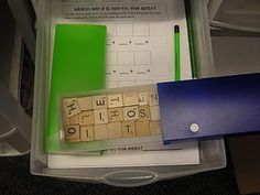 Scrabble clipart literacy station For First Host Classe a