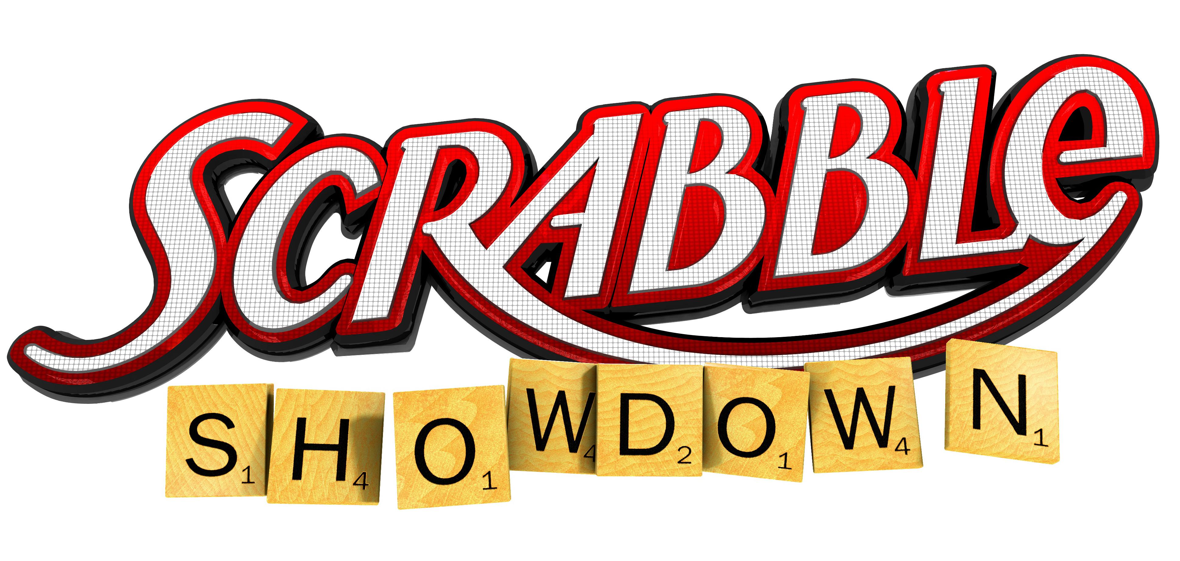 Scrabble clipart logo #14