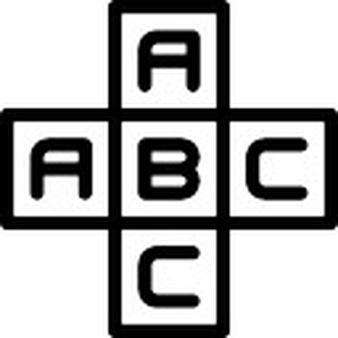 Scrabble clipart logo #8