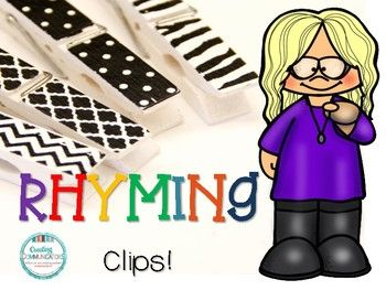 Scrabble clipart phonological awareness On about  rhyming Phonological
