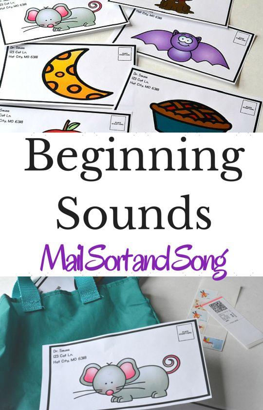 Scrabble clipart phonological awareness  Awareness Song 17 and