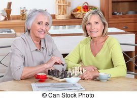 Scrabble clipart play chess Scrabble of playing the kitchen