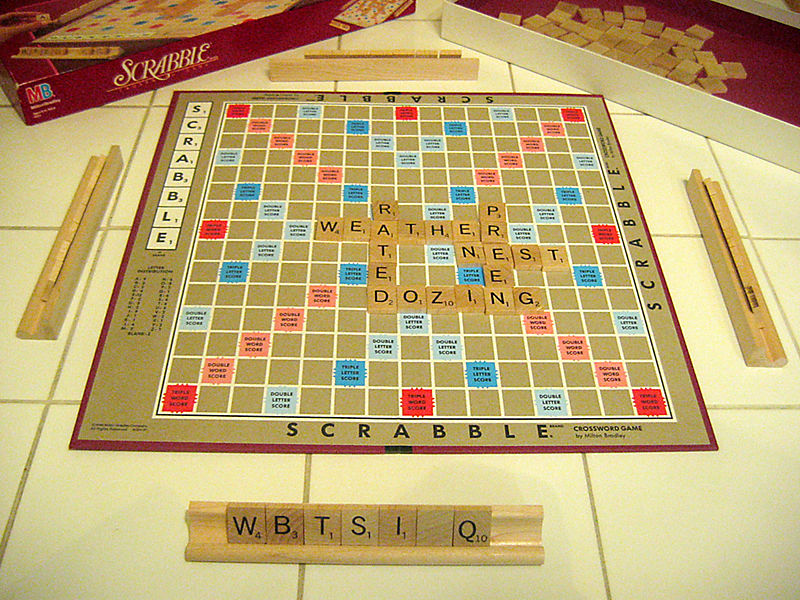 Scrabble clipart play chess Apart Productions Ananse Board Taking