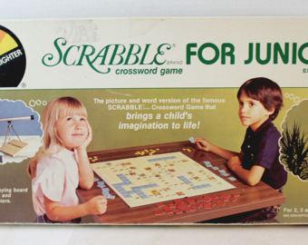 Scrabble clipart play chess Juniors Scrabble game scrabble for