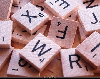 Scrabble clipart scrabble tile #12