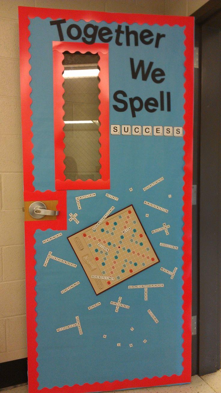 Scrabble clipart spelling rule Theme door Board might Scrabble