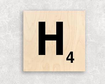 Scrabble clipart wall #10