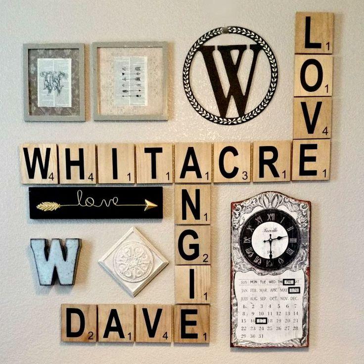 Scrabble clipart wall #14