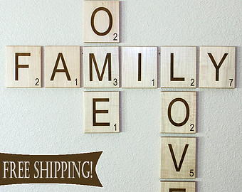 Scrabble clipart wall Clipart wall letter scrabble Letter