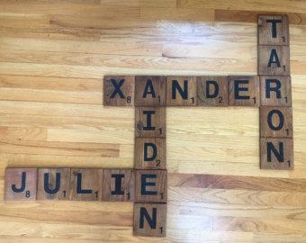 Scrabble clipart wall #9