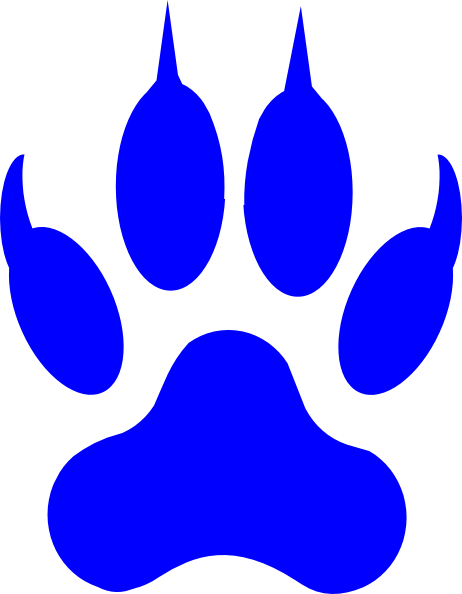 Scratches clipart cougar claw On Clipart Free Claw Cougar