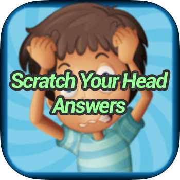Scratches clipart head scratching Your Scratch Solver Game