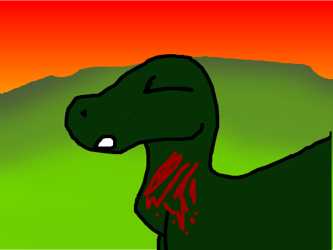 Scratches clipart velociraptor Scratch Rex [Collab] remix Search