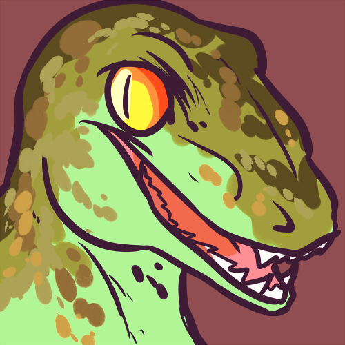 Scratches clipart velociraptor Scraptor on Scratch