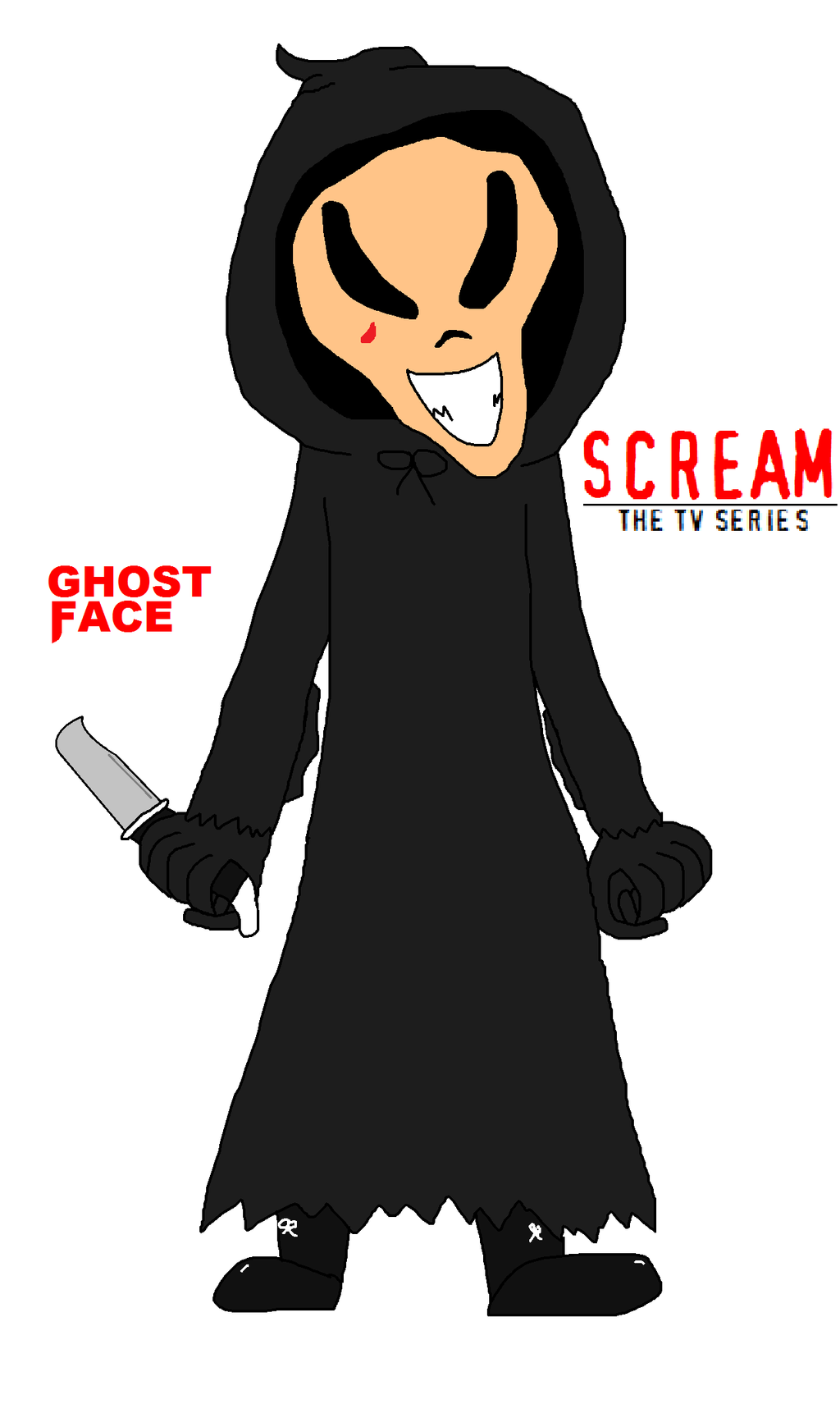Screaming clipart ghost face Concept Ghostbustersmaniac MTV Explore 17