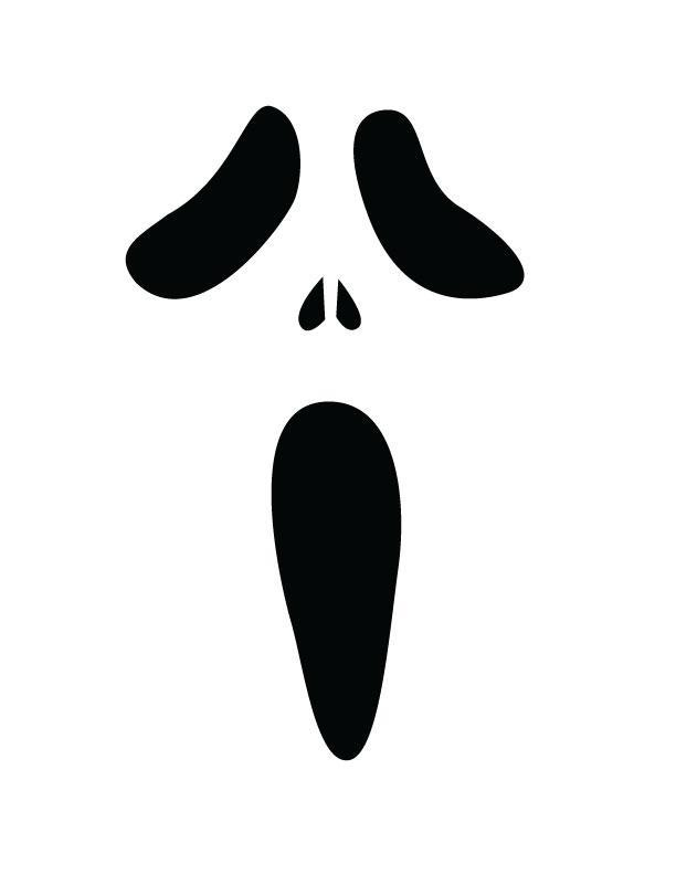Screaming clipart ghost face Killer given each the four