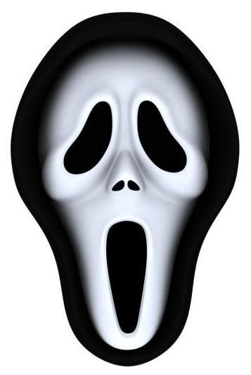 Screaming clipart ghost face About on 45 Bing Images