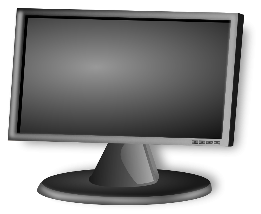 Screen clipart blank Screen drawings Download Download #17