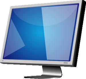 Screen clipart Art  Screen vector Lcd