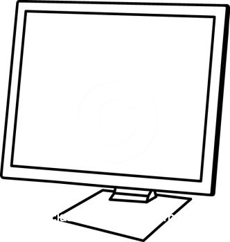 Display clipart black and white Panda Clipart White Black And