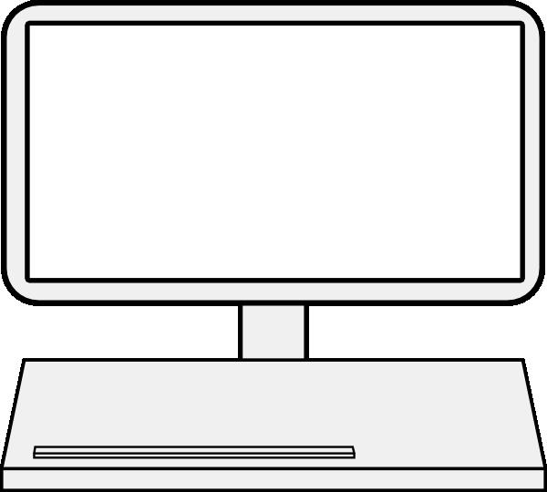 Display clipart laptop screen Art at com Clip image