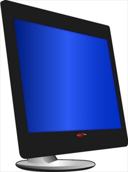 Display clipart lcd Clipart lcd Clipart monitor