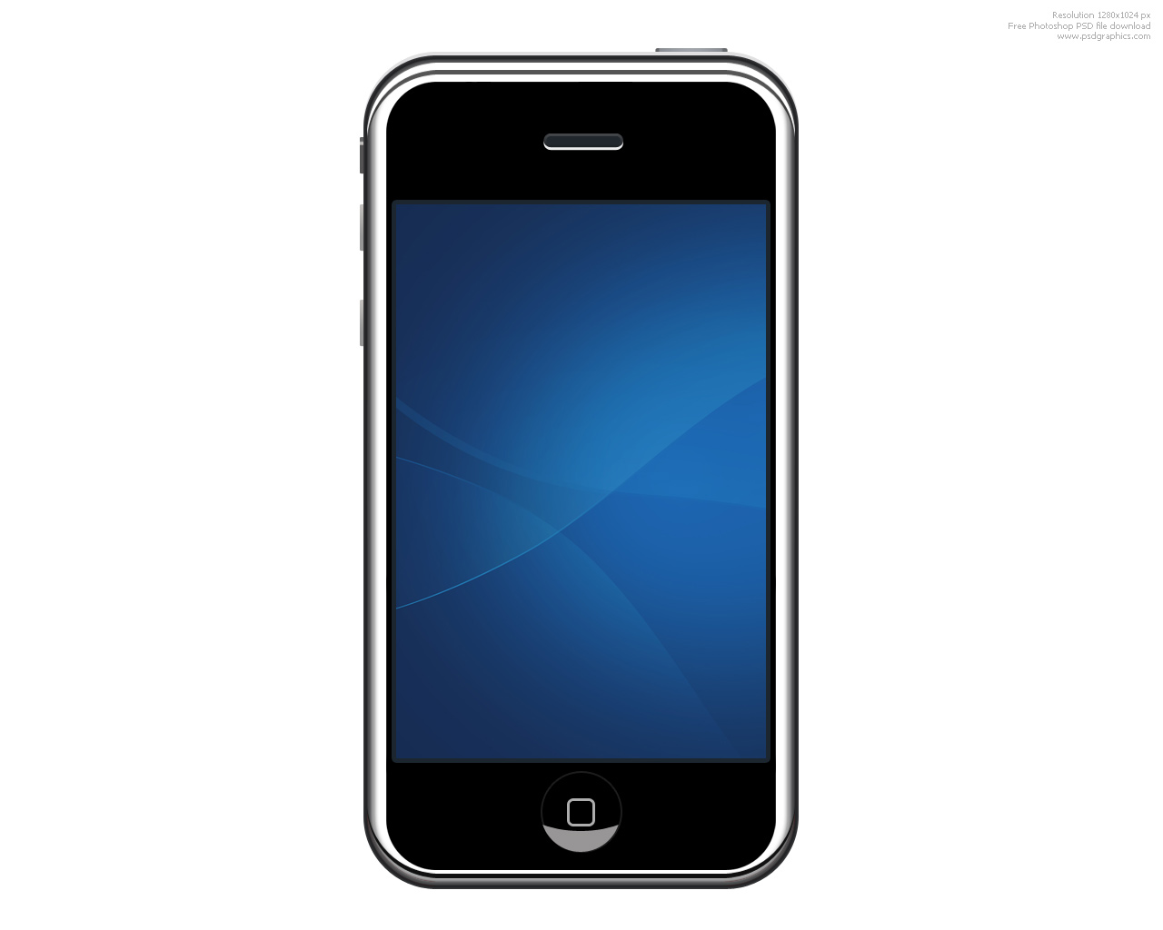 Phone clipart blue cell #10