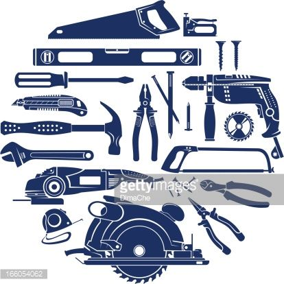 Screws clipart hand tool And best Google  bolts