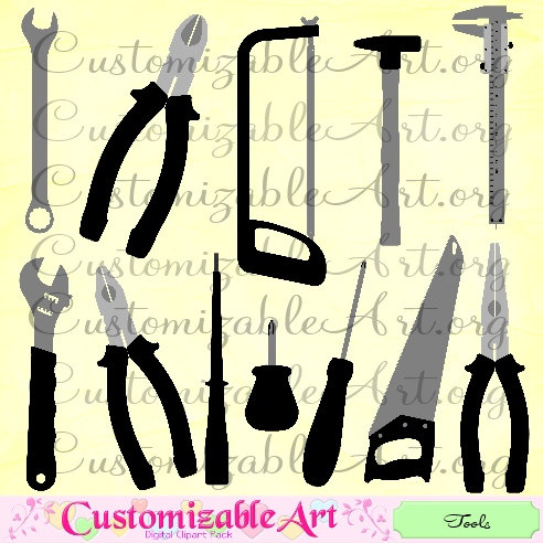 Screws clipart hand tool Clipart Pliers Images Saw Art