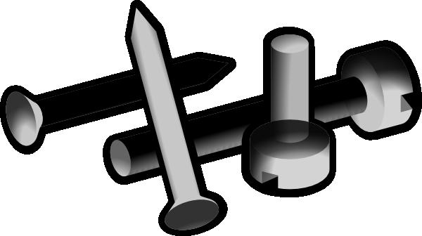 Screws clipart nails Screws online art as: Download