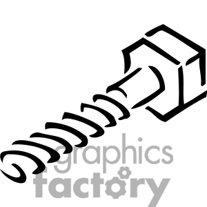 Screws clipart outline Hardware%20clipart Screw Images Up Panda