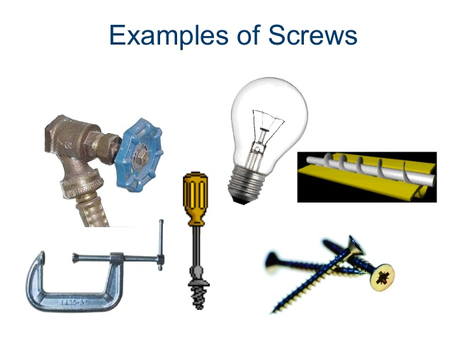 Screws clipart simple machine And compound__machines 18 Simple