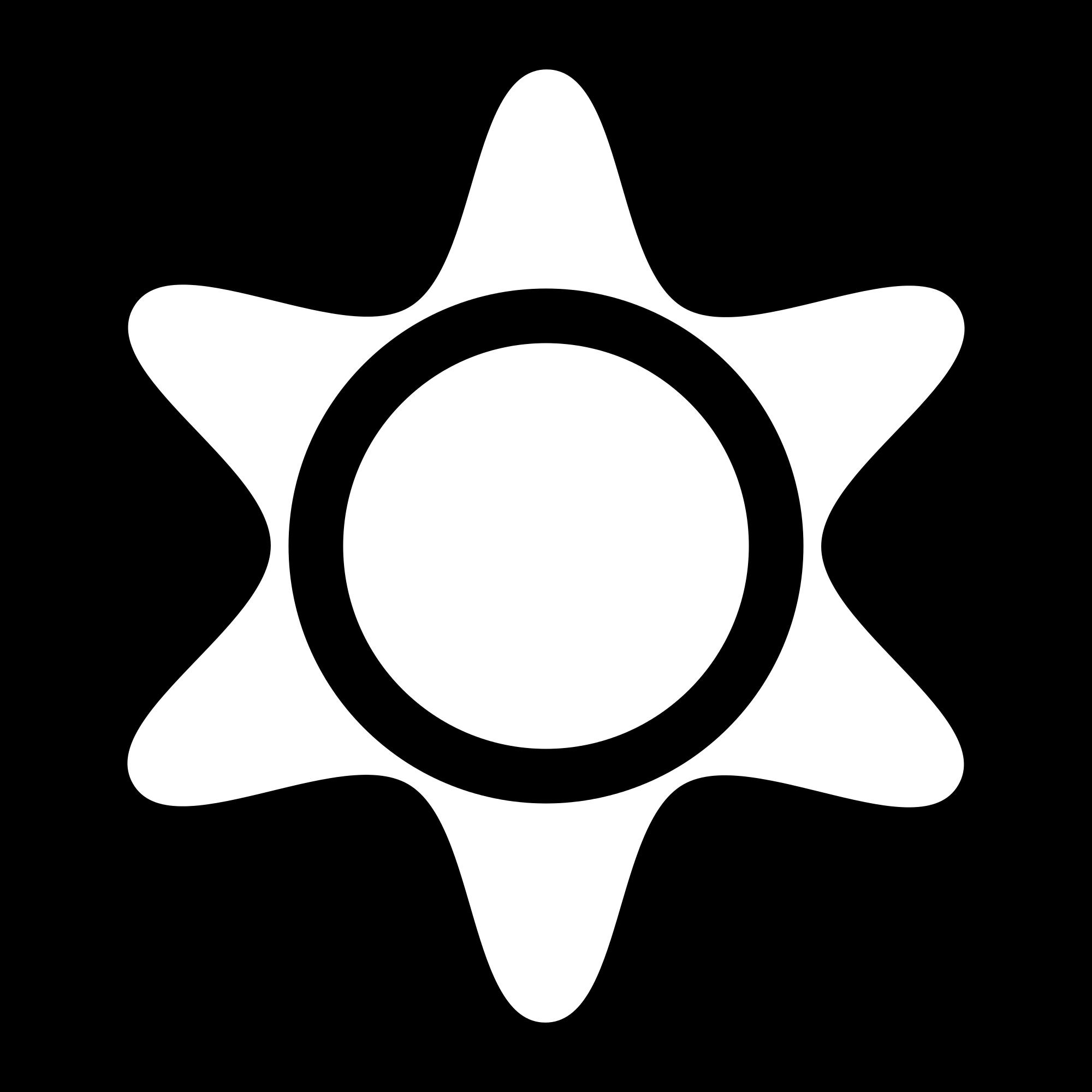 Screws clipart torx Wikimedia svg Commons Torx Head