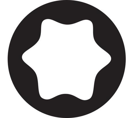 Screws clipart torx Star/Torx Torx (fit screws) Screwdriver