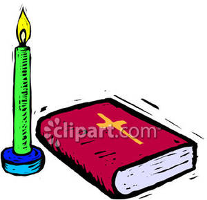 Candle clipart bible Candle a Picture Picture Clipart