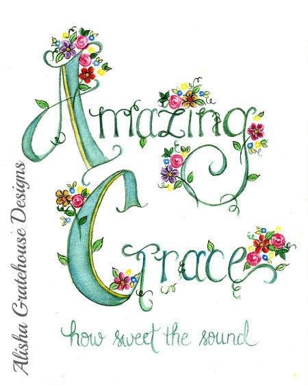 Scripture clipart god's grace #15