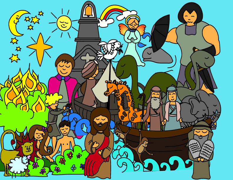 Scripture clipart old testament #11