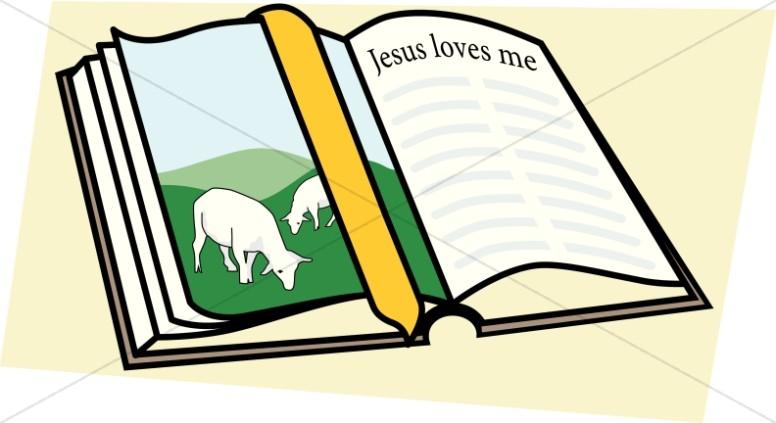 Bobook clipart open bible Bible Sharefaith Clipart Images Bible