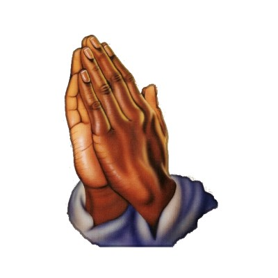 Scripture clipart praying hand #13