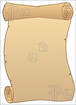 Scroll clipart ancient Clipart  us scroll Flames
