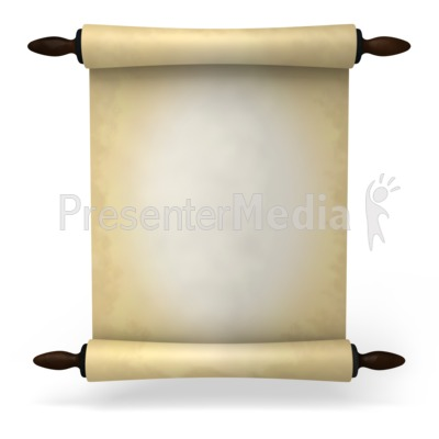 Scroll clipart ancient Art  for Scroll Clip