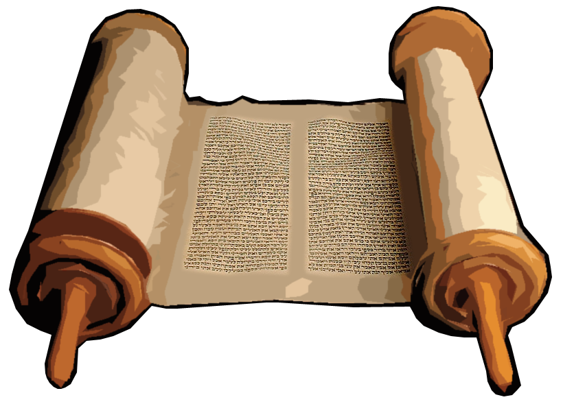 Scroll clipart bible Old Scroll Testament cliparts Testament